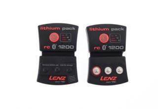 Lithium Pack RCB 1200
