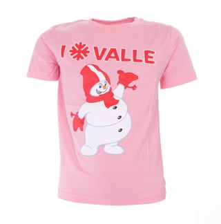 I Love Valle T-shirt JR