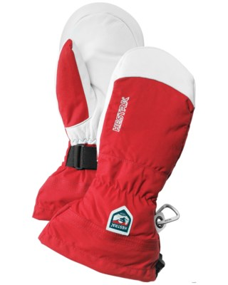 Army Leather Heli Ski JR - Mitt