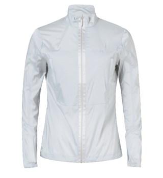 Amelia Str Chambray Jacket W