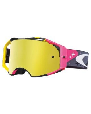 Airbrake MX TLD Cosmic Camo Neon