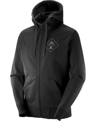 Mtn Branding F/Z Hoodie M