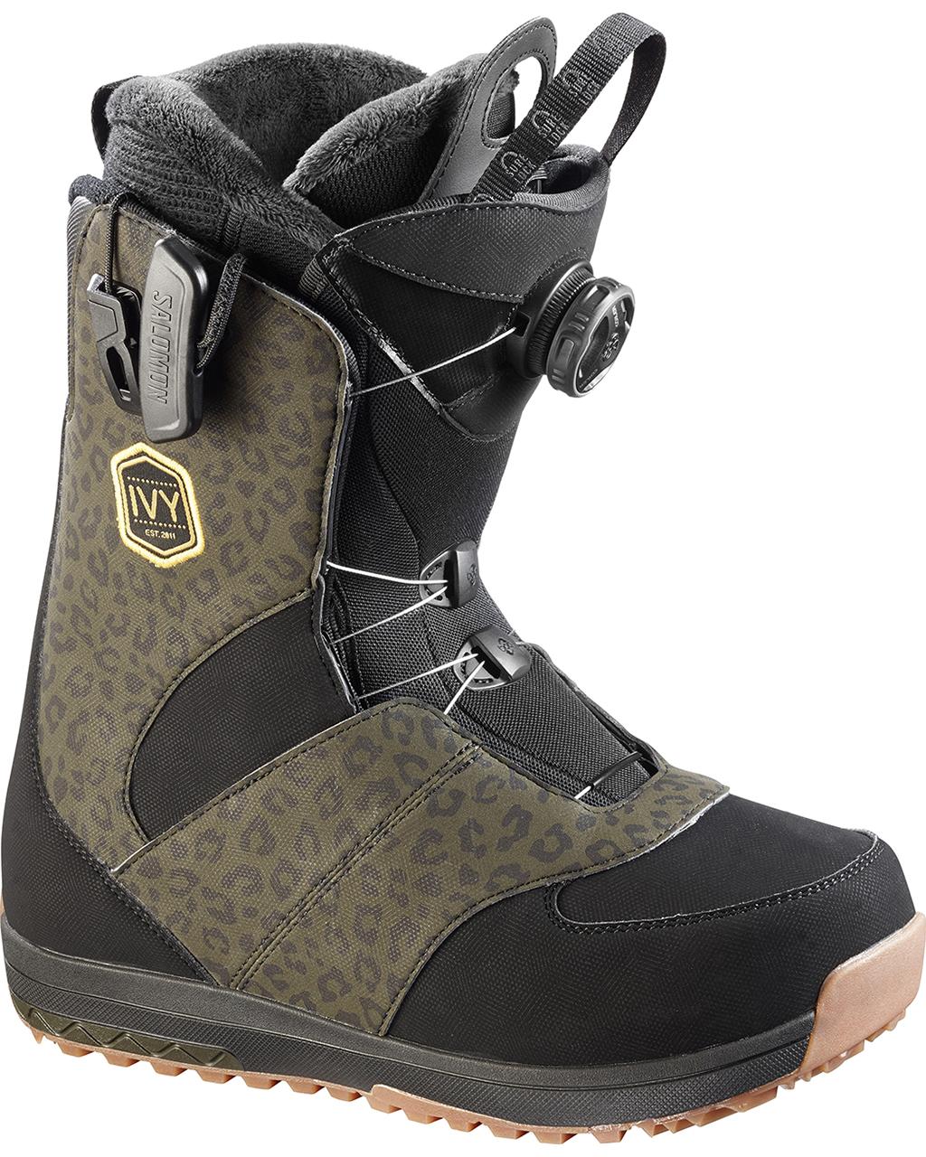 Salomon Chaussures de ski Ivy Boa Sj Boots Snowboard Femme Confortable À Vendre Jeu Moins Cher En Ligne Pas Cher Officiel Vente La Vente En Ligne Meilleur Prix BCgiVLF1U