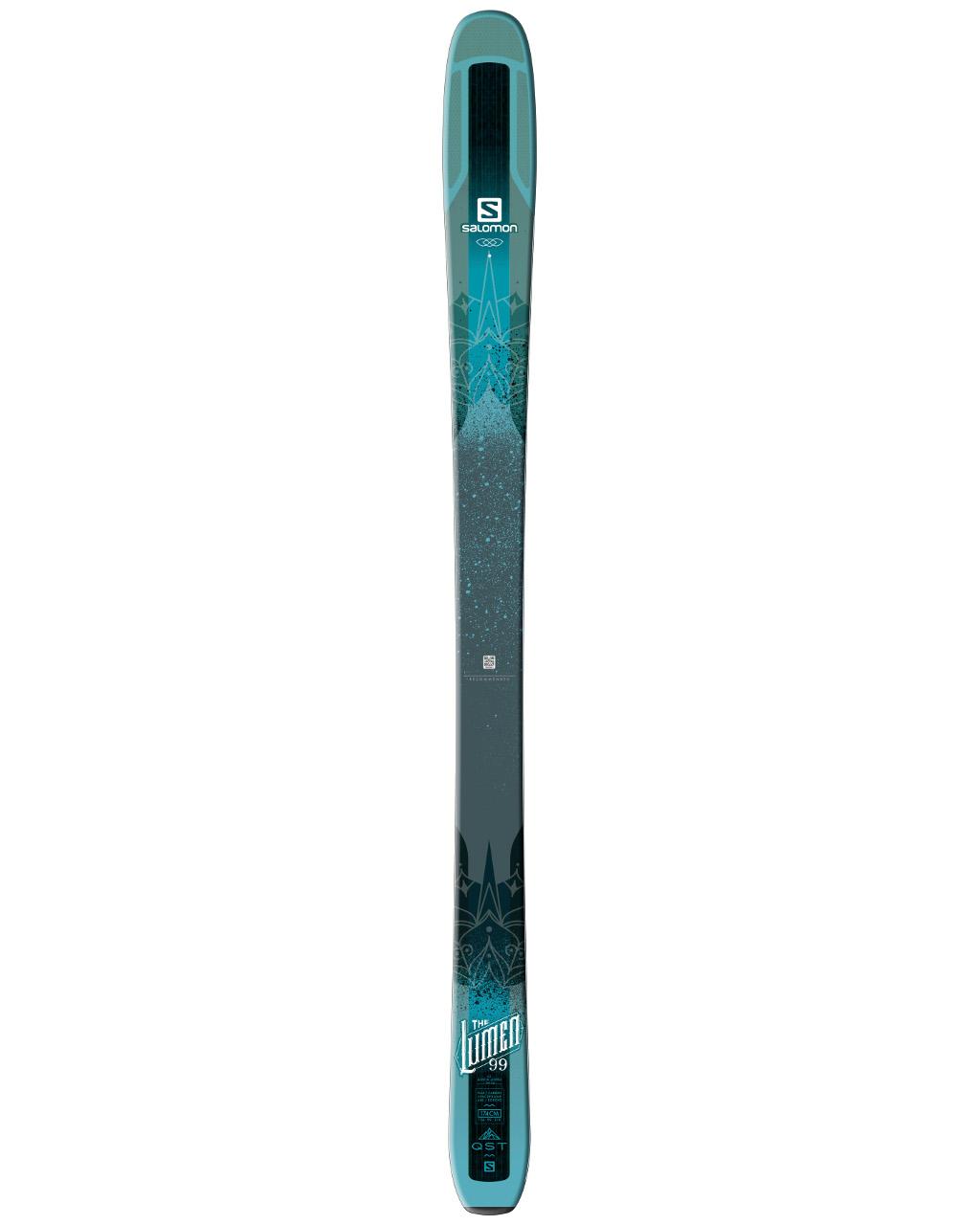 QST Lumen 99 W 1718 GreenDark Blue
