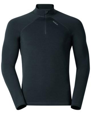 Shirt L/S Turtle Neck Zip Revolution Warm M