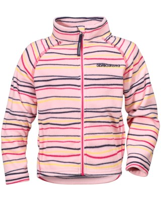 Monte Kids Printed Microfleece Jacket