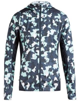Hooded Wind Jacket W