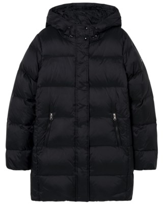 Classic Long Down Jacket W