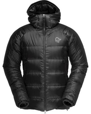 Trollveggen Down850 Jacket M