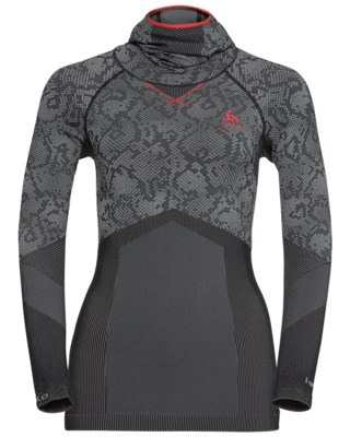 Blackcomb Evolution Warm L/S With Facemask W