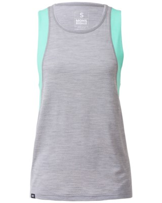 Kasey Relaxed Tank Mesh W