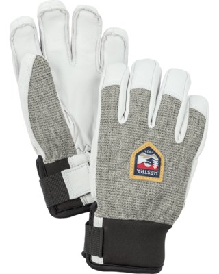 Army Leather Patrol JR - 5 Finger