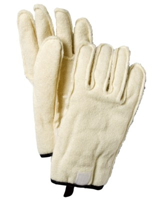Wool Pile/Terry Liner Short - 5 Finger