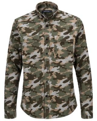 Dean Camo Shirt M