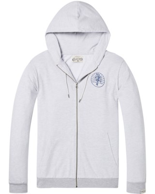 Lightweight Zip-Through Hoodie M