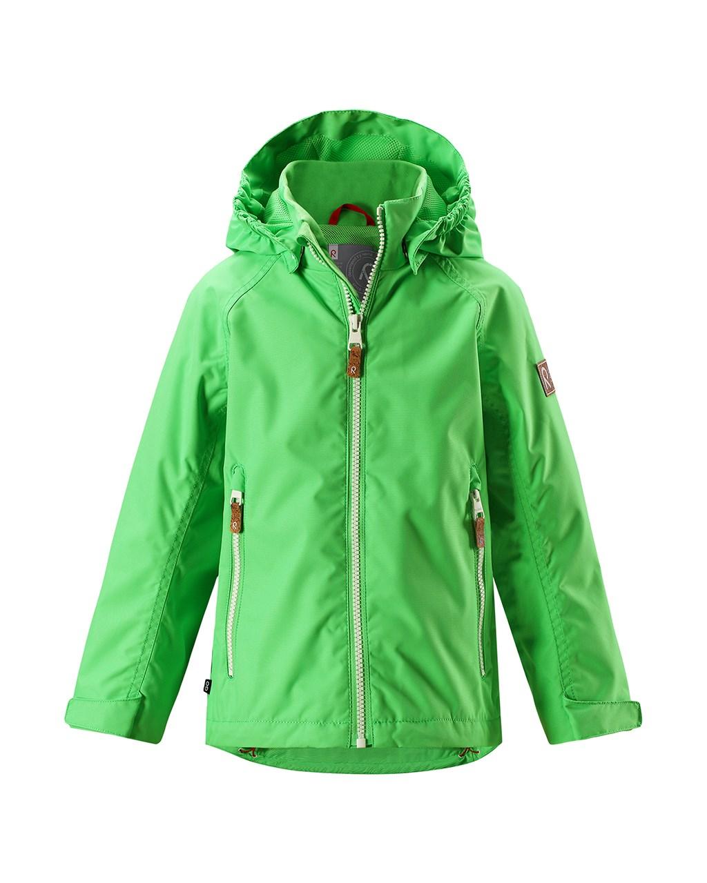 32a838a7d11 Reima. Soutu Reimatec® Jacket JR Soutu Summer Green