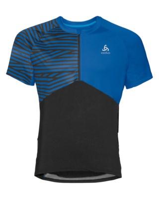Morzine Shirt S/S 1/2 Zip M