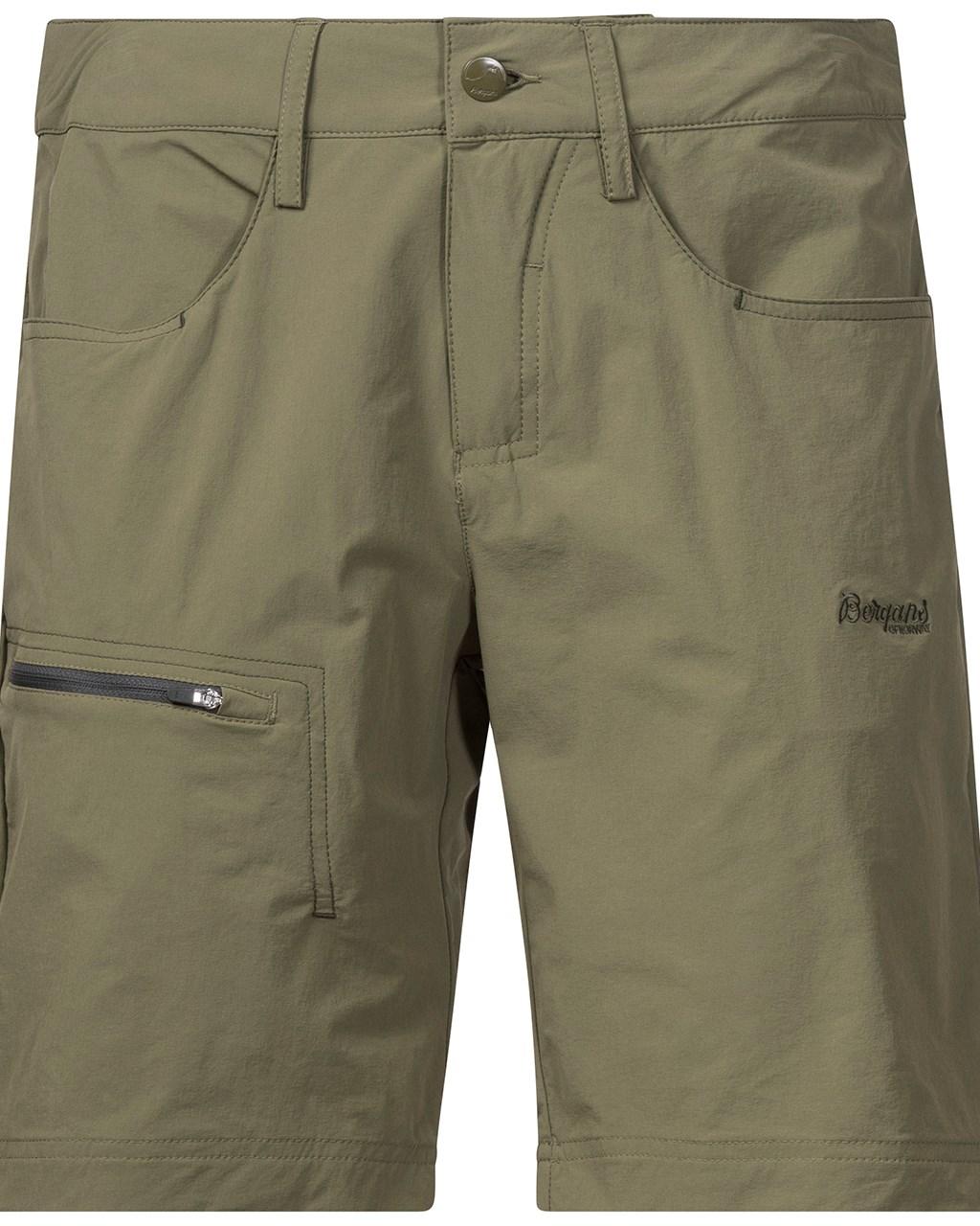 9f9c0837 Moa Lady Shorts Khaki Green/Seaweed