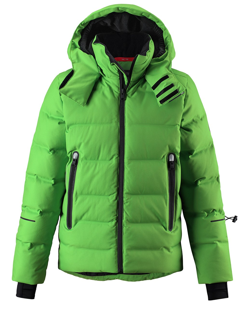 e833ad15 Wakeup Down Jacket JR Fresh Green