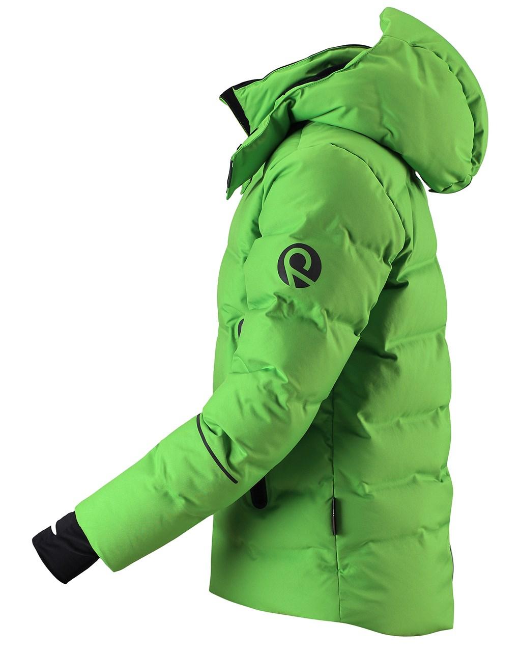 af9a0ec4b2f9 Down Jacket Wakeup JR Fresh Green