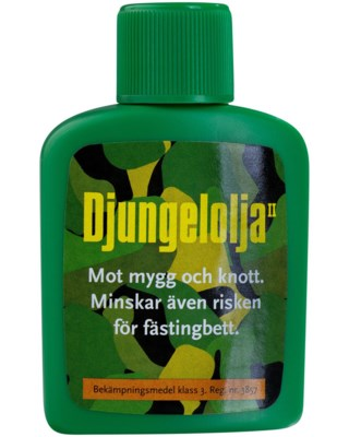 Djungelolja 40 ml