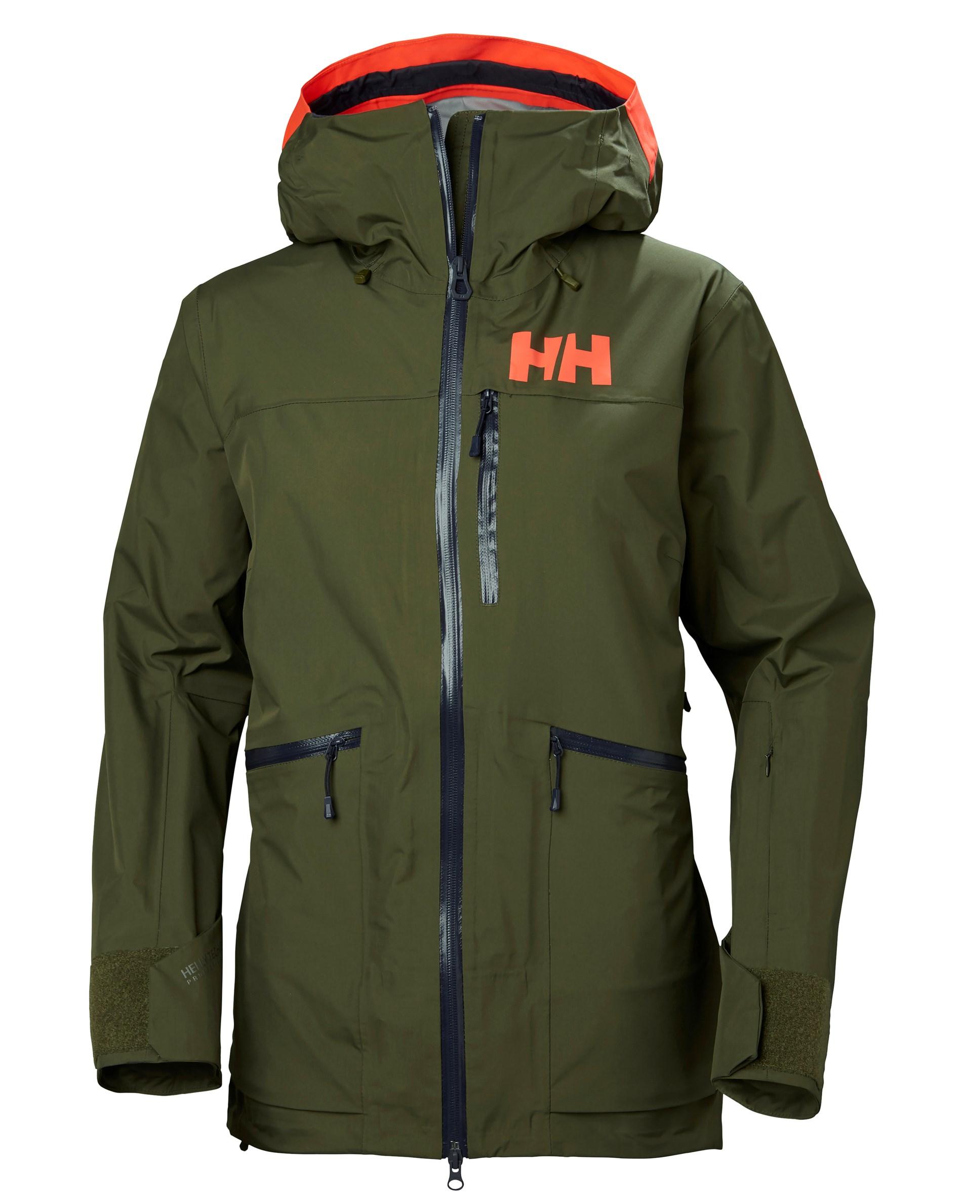 df5348bf Kvitegga Shell Jacket W Ivy Green