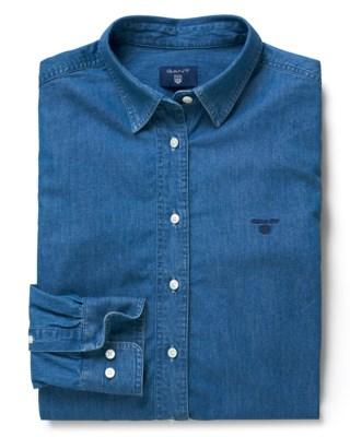 Luxury Chambray Shirt W