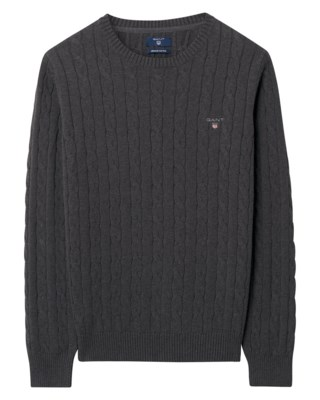 Cotton Cable Crew M