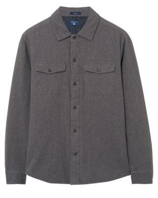 The Padded Overshirt M