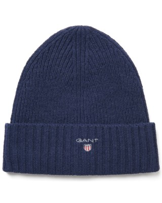 Wool Lined Knit Beanie