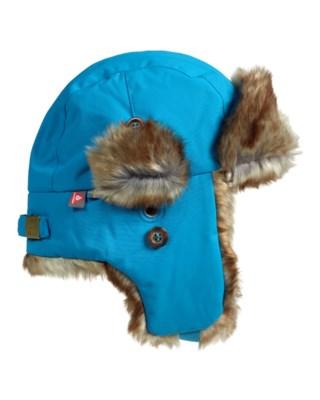 Squirrel Winter Cap JR