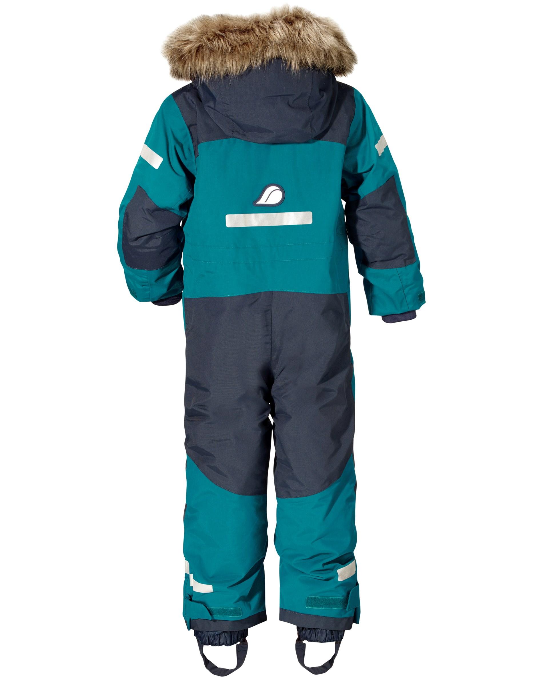 c014ff3bc0a Björnen Kids Coverall Glacier Blue