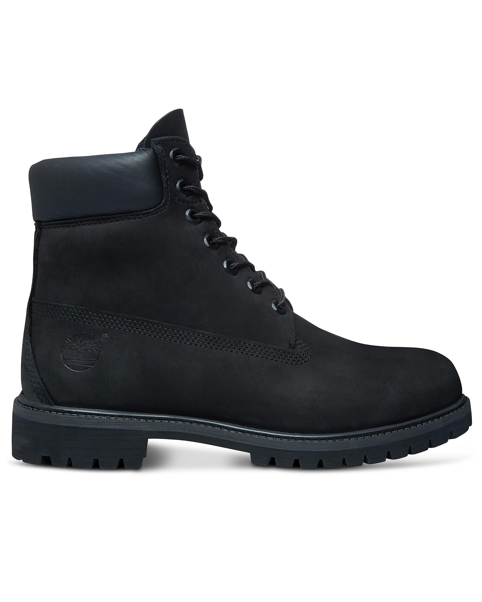 6d0135afb25 6 Inch Premium M Black/Black