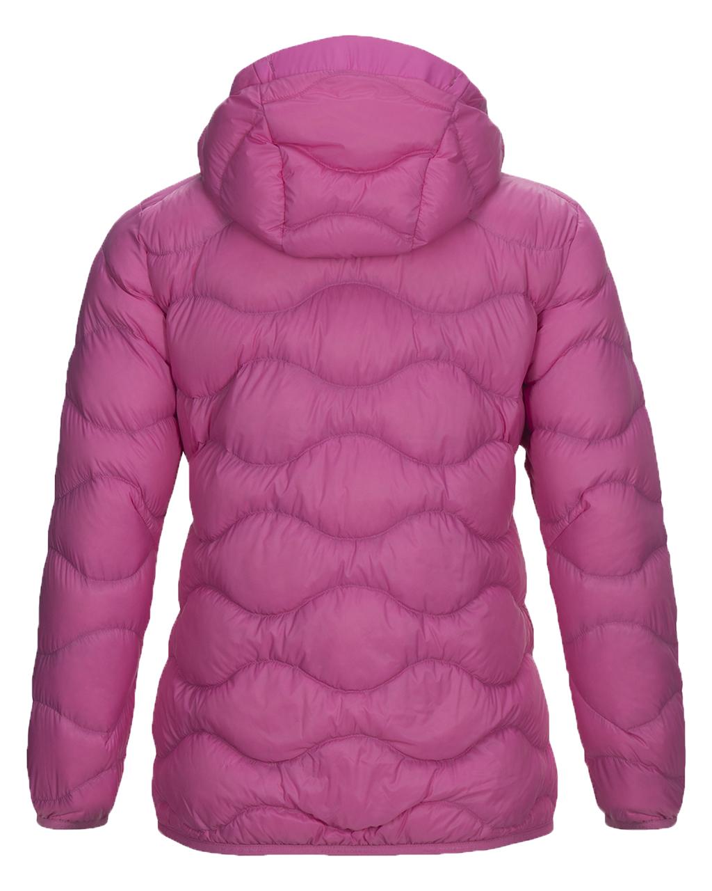 Helium Hood Jacket W Vibrant Pink