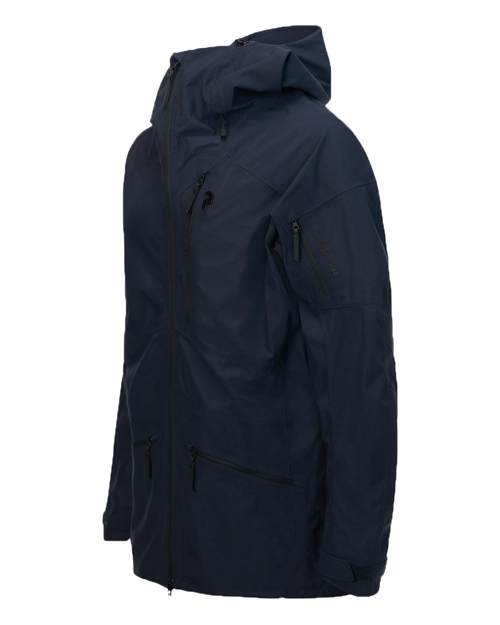 Radical Jacket M Salute Blue