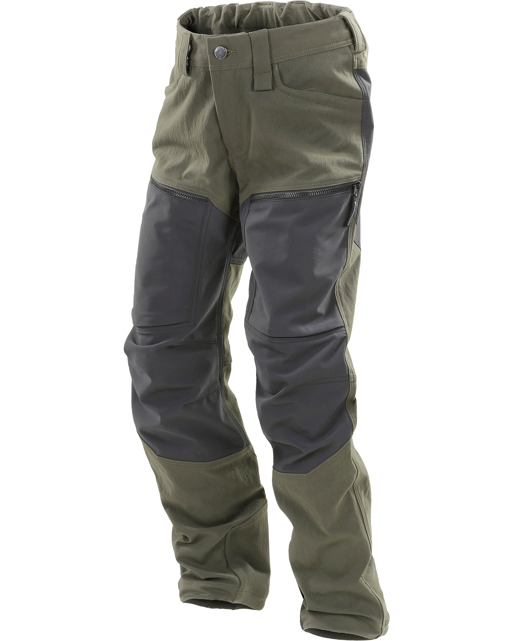 Rugged Mountain Pant Jr Deep Woods True Black