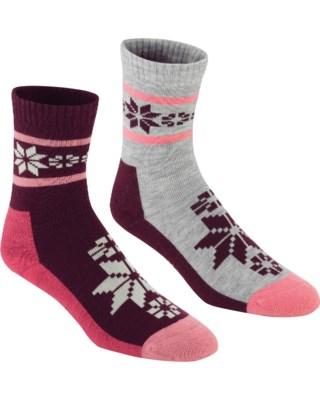 Rusa Wool Sock 2-Pack