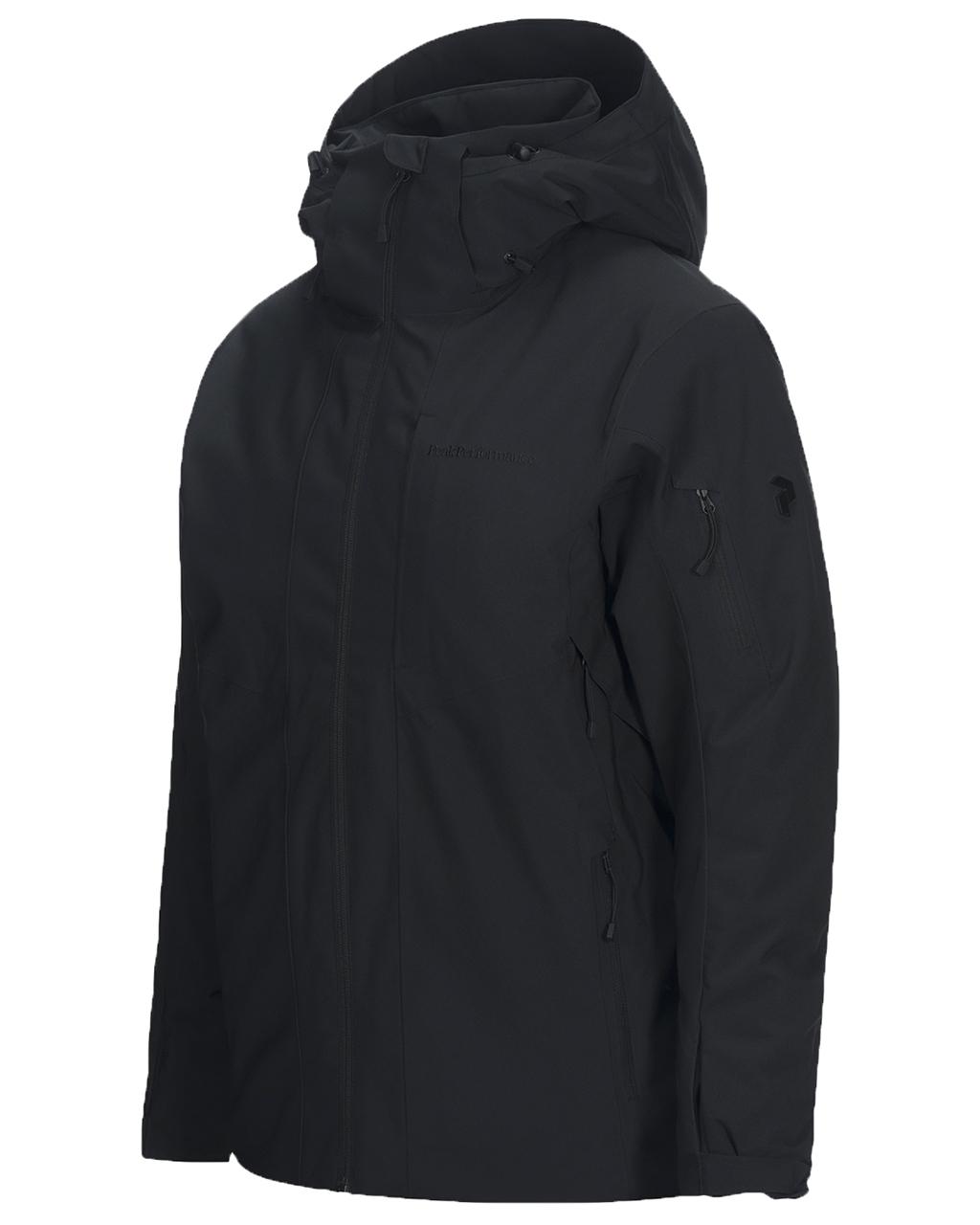 Maroon Jacket M Black