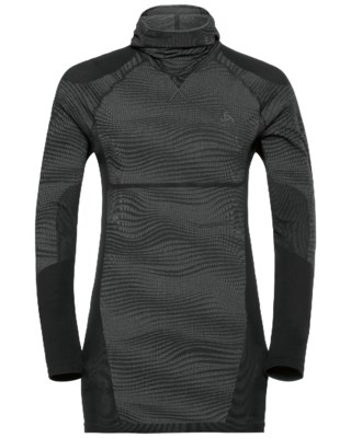 Suw Top With Facemask L/S Performance Blackcomb M