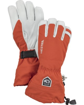 Army Leather Heli Ski - 5 Finger