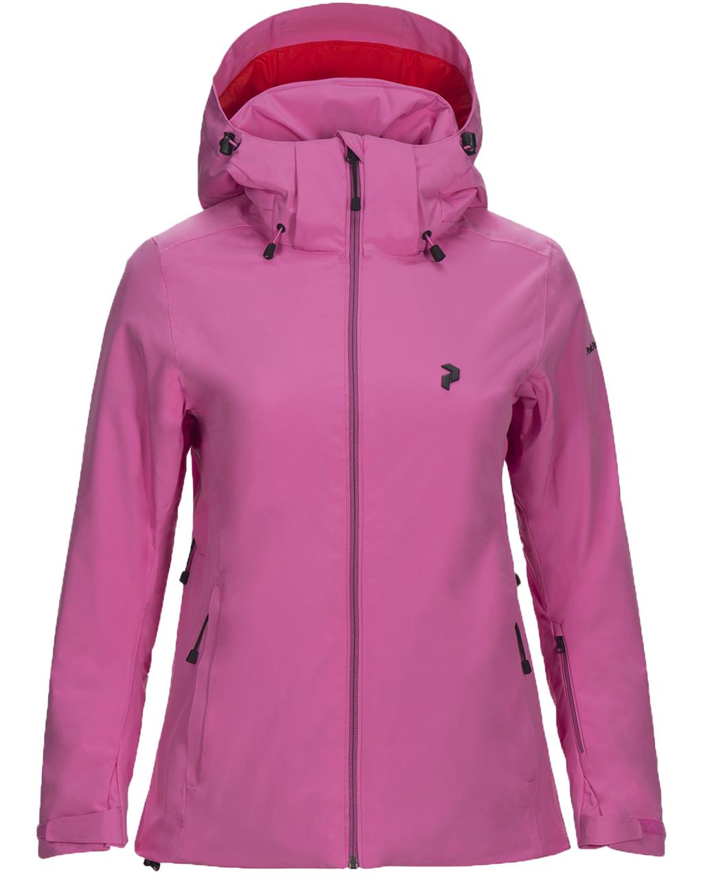 Anima Jacket W Vibrant Pink