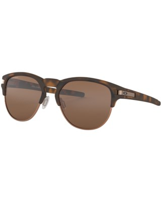Latch Key L Matte Brown Tortoise