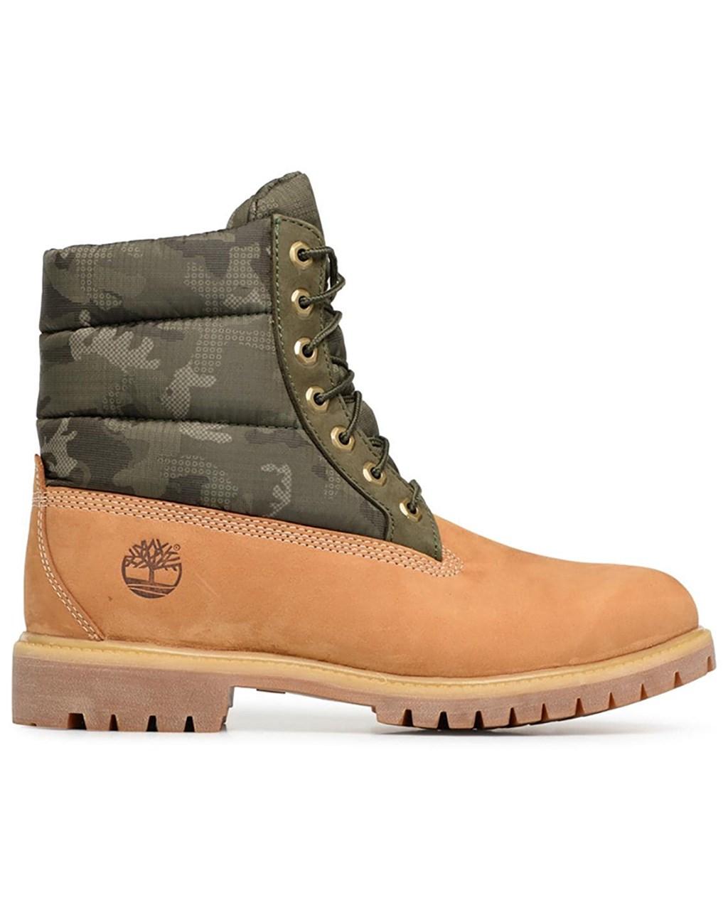 77a8ed9da955 Timberland. 6 Inch Premium Puffer Boot M Puff Wheat