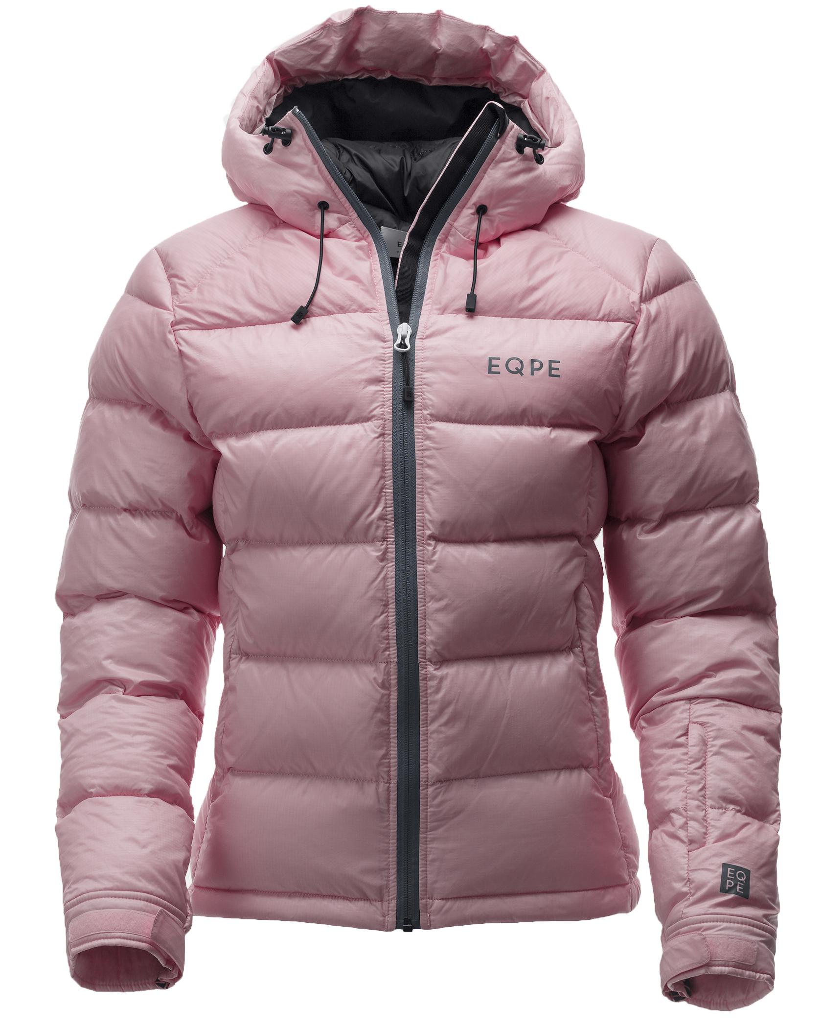 Gida Urban Down Jacket W RoseGraphite Grey
