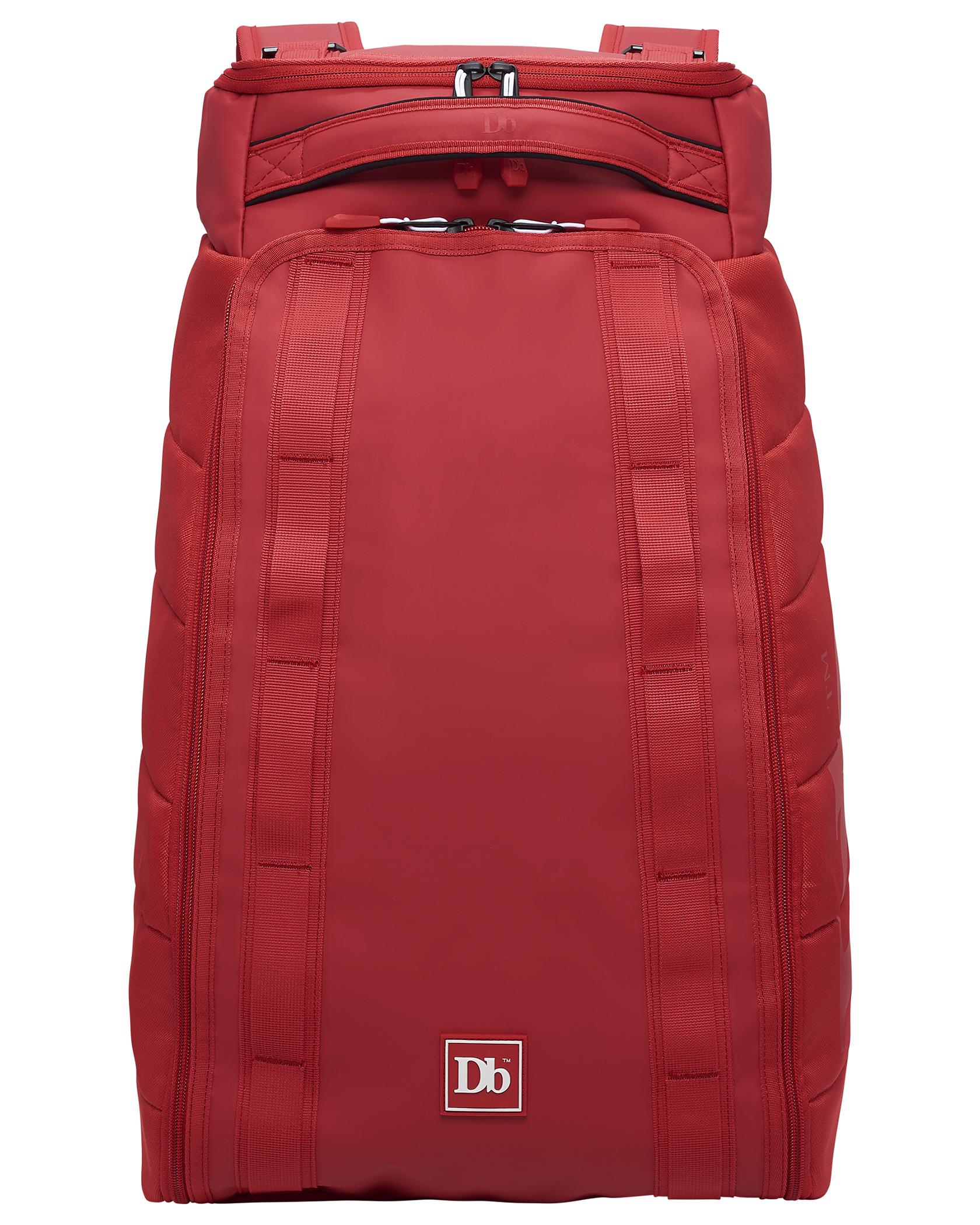 The Hugger 30L Scarlet Red