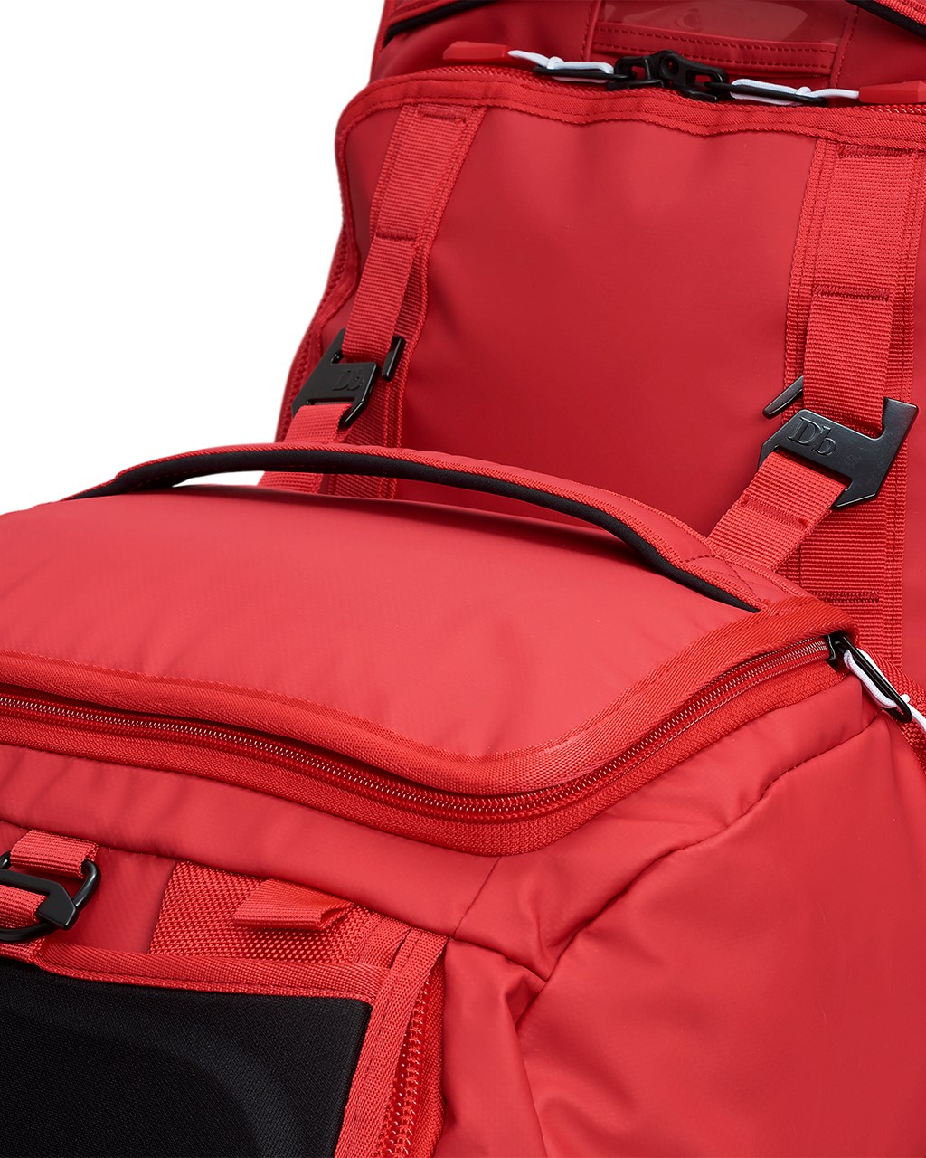 Douchebags. The Carryall 40L Scarlet Red 11bdd146da