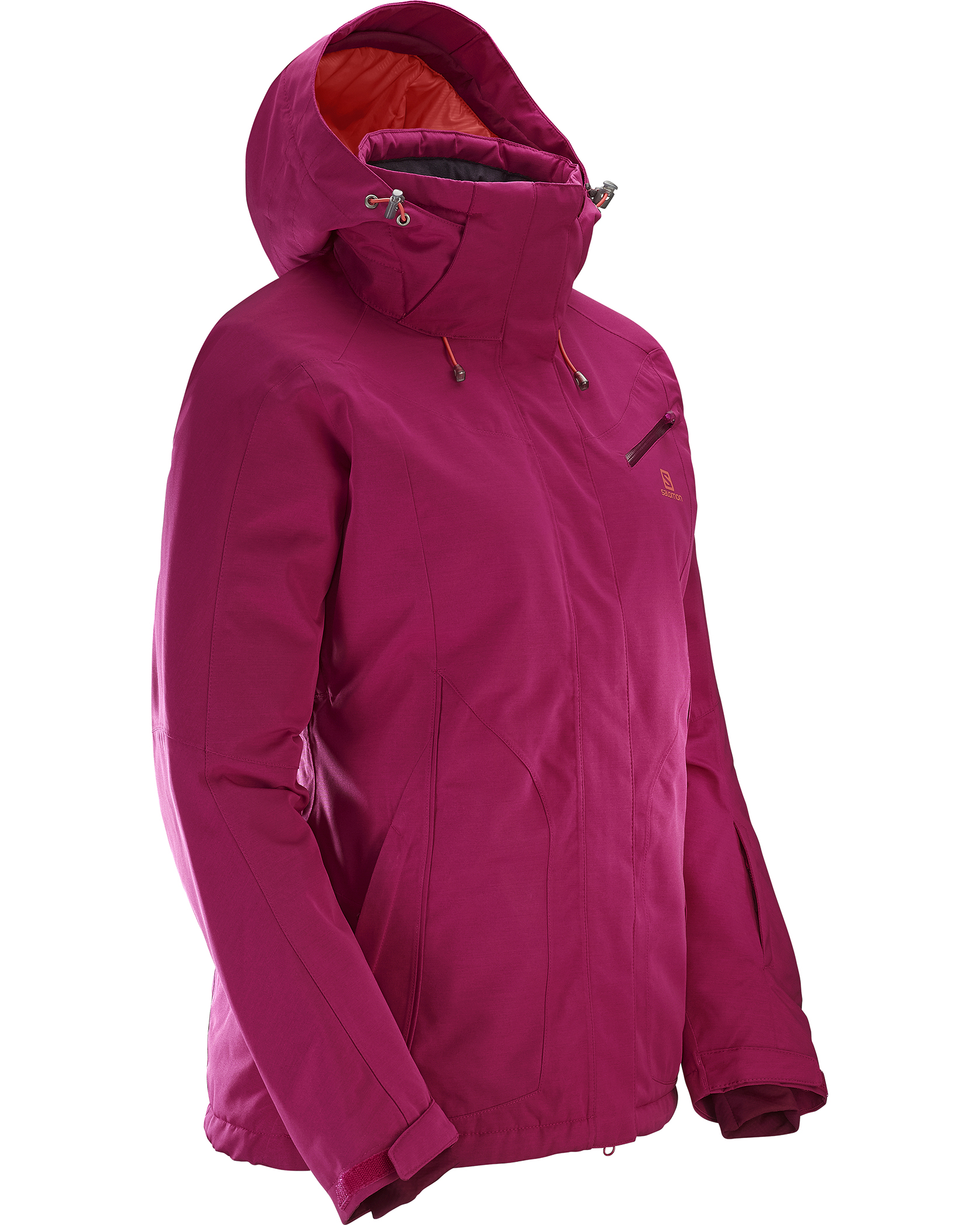 Fantasy Jacket W Cerise Heather