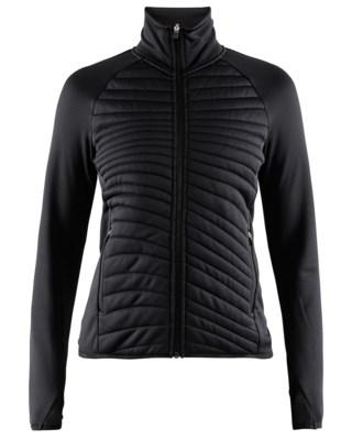 Breakaway Jersey Quilt Jacket W