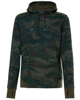 Hooded Scuba Fleece M