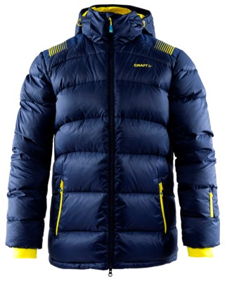 Ski Team Down Jacket